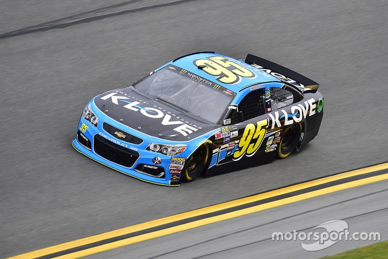 Майкл Макдауэлл, Leavine Family Racing, Chevrolet