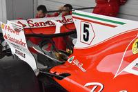 Ferrari SF70H rear detail