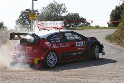Крис Мик, Пол Нэгл, Citroën C3 WRC, Citroën World Rally Team