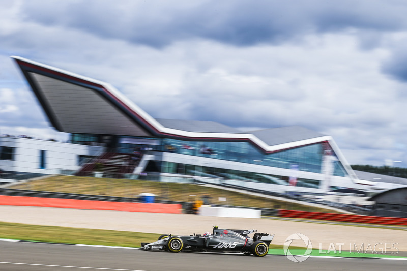 Антоніо Джовінацці, Haas F1 Team VF-17