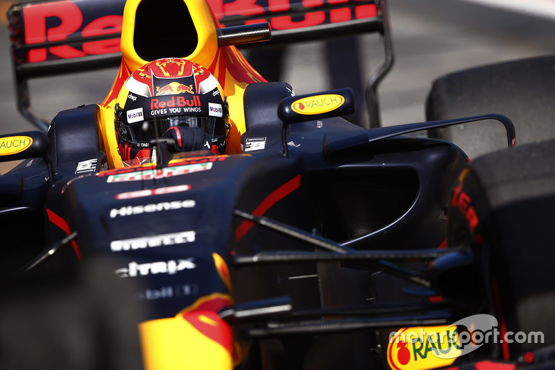 5: Макс Ферстаппен, Red Bull Racing RB13