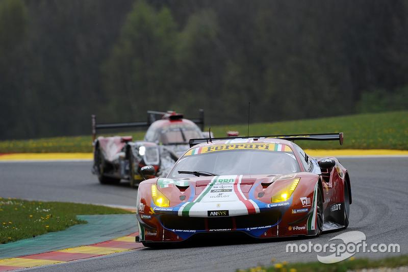 4. GTE-Pro: #51 AF Corse, Ferrari 488 GTE