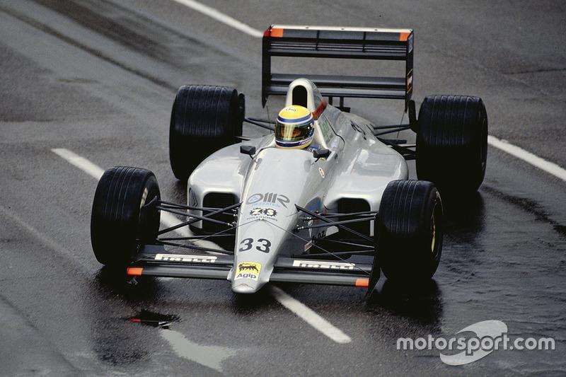 EuroBrun ER189 1990 року