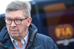 Ross Brawn, Managing Director, Motor Sports