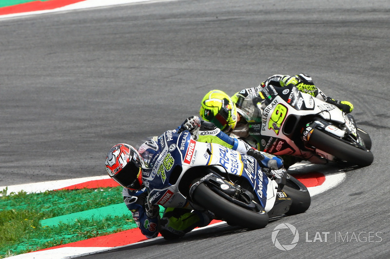 Лоріс Баз, Avintia Racing, Альваро Баутіста, Aspar Racing Team