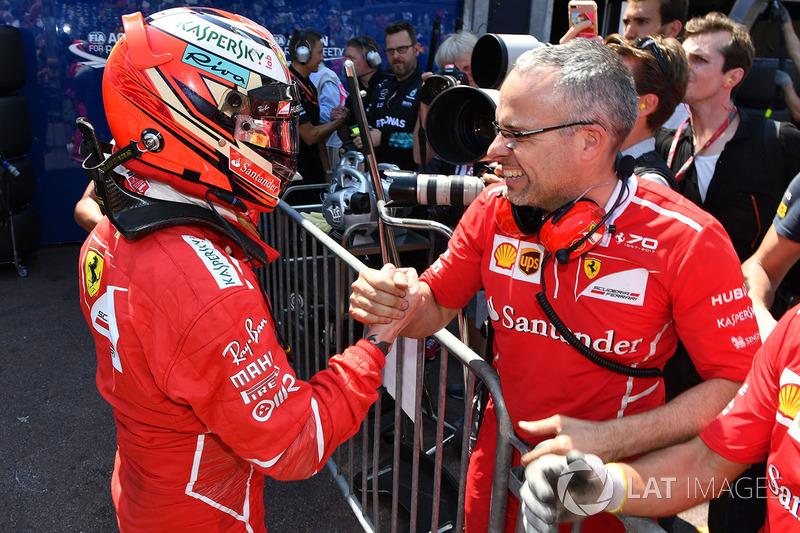 6º GP de Mónaco 2017 - Pole para Kimi Raikkonen