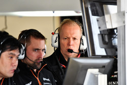 Andy Green, Sahara Force India Technical Director