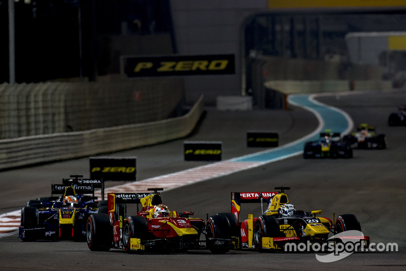 Antonio Giovinazzi, PREMA Racing, Norman Nato, Racing Engineering