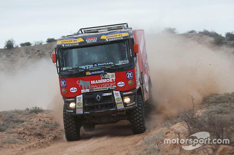 #510 Renault: Pascal de Baar, Martin Roesink, Wouter de Graaff