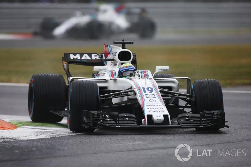 7: Felipe Massa, Williams FW40