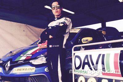 Davide Nardilli, Melatini Racing, l'annuncio