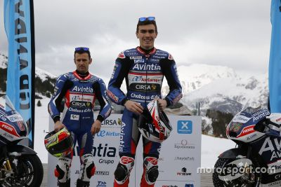 Presentación Avintia Racing MotoGP