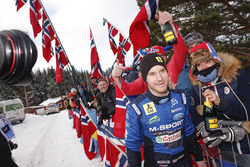 Mads Ostberg, M-Sport Ford