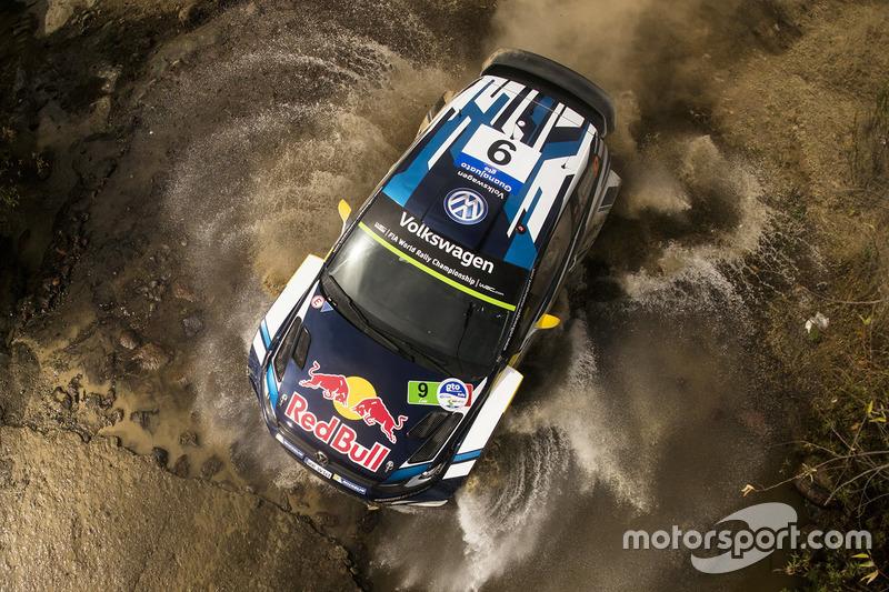 #1: Volkswagen Polo WRC: Andreas Mikkelsen und Anders Jäger