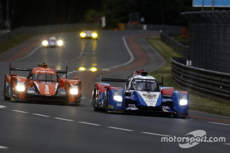 #27 SMP Racing, BR01 Nissan