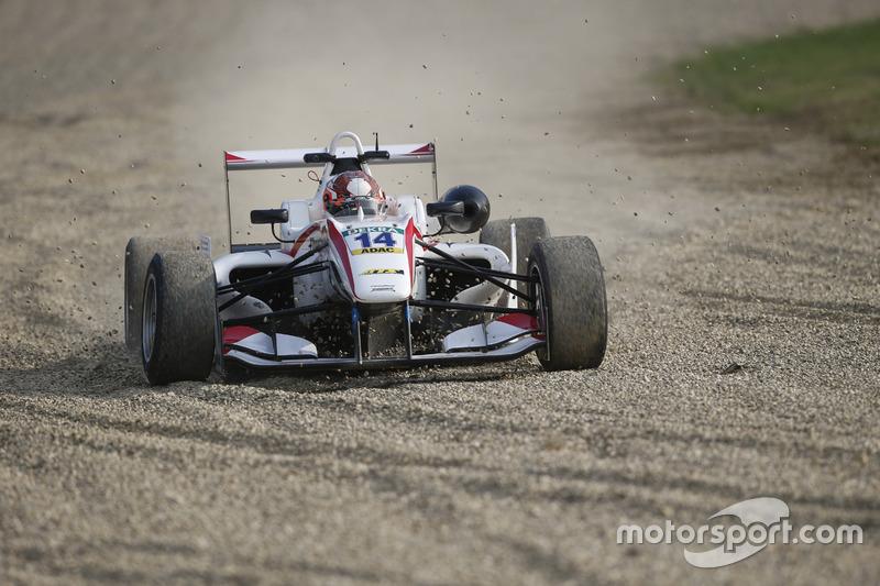 Wing Chung Chan, ThreeBond with T-Sport Dallara F312 – NBE