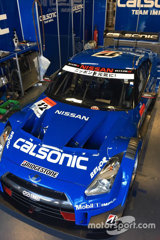 #12 Team Impul, Nissan GT-R Nismo GT3
