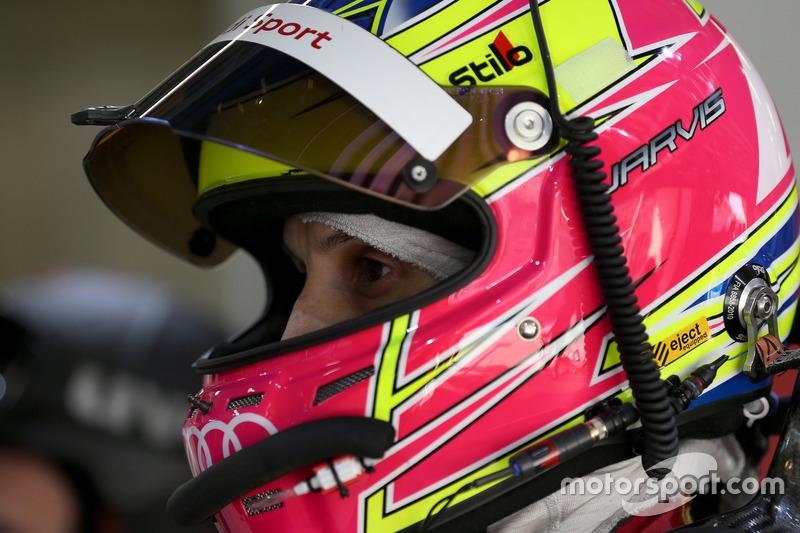 #8 Audi Sport Team Joest, Audi R18 e-tron quattro: Oliver Jarvis