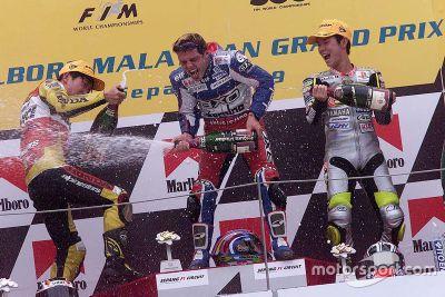 250cc: Malaysian GP