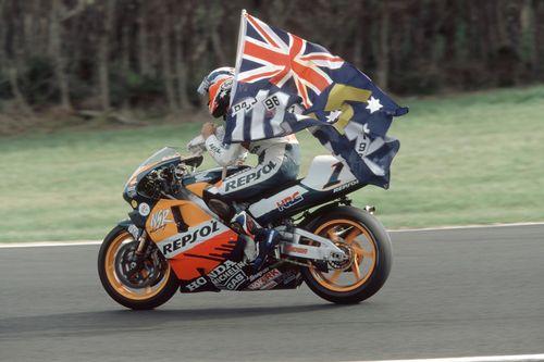 500cc: Australische GP