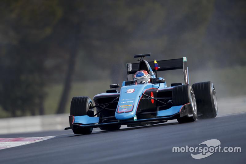 Tatiana Calderón, Jenzer Motorsport
