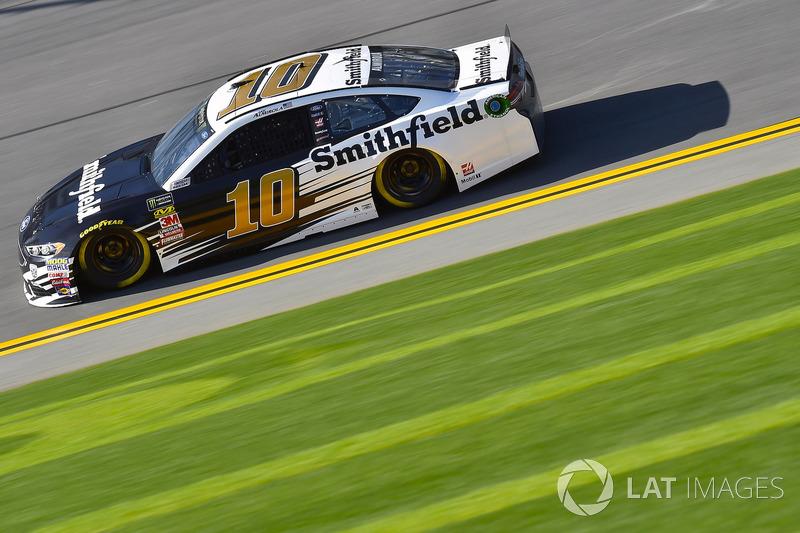 37. Aric Almirola, Stewart-Haas Racing, Ford