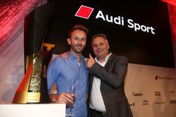 René Rast, Audi Sport Team Rosberg ve babası