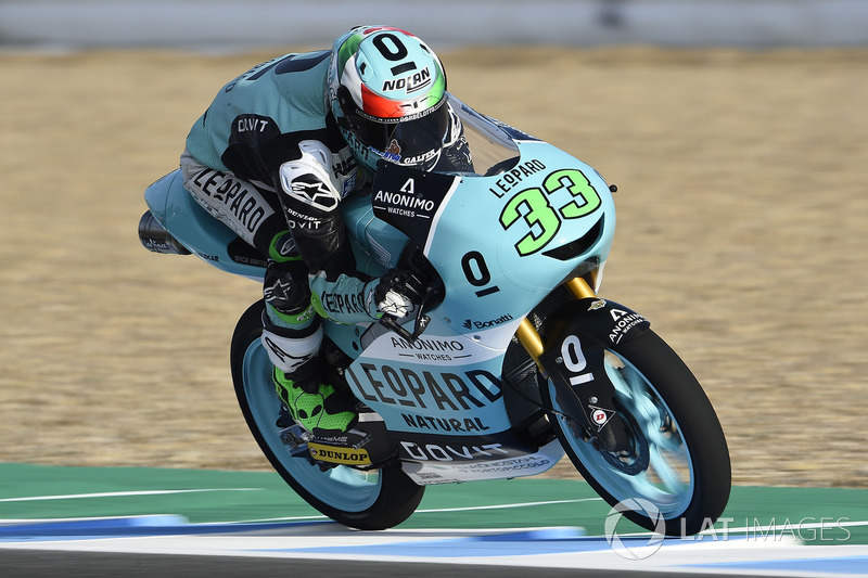 Enea Bastianini, Leopard Racing