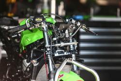 Kawasaki WSSP300 bike