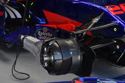 Scuderia Toro Rosso STR12: Bremse