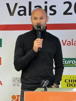 Sébastien Carron, vincitore dell'edizione 2016 del RIV