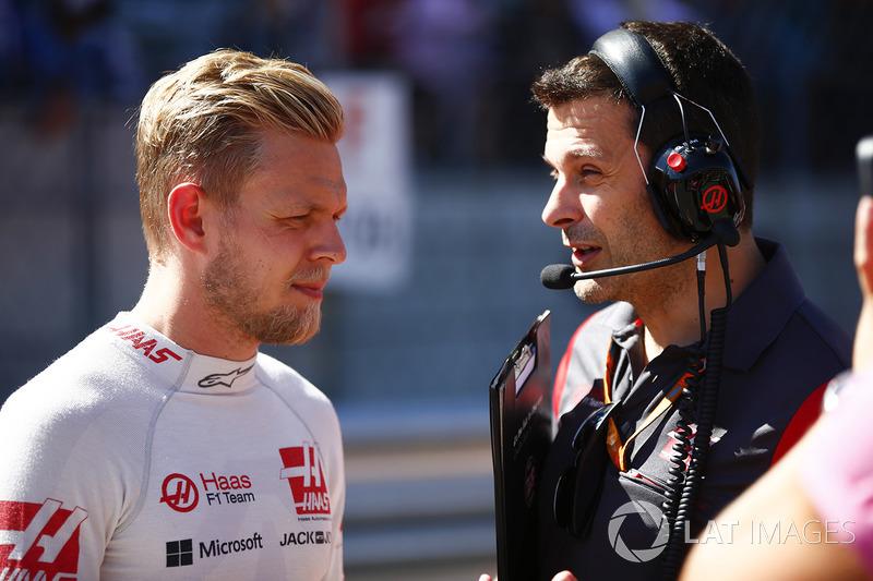 16. Kevin Magnussen, Haas F1 Team