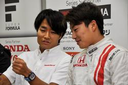 Nirei Fukuzumi, Team Mugen, Nobuharu Matsushita, Dandelion Racing
