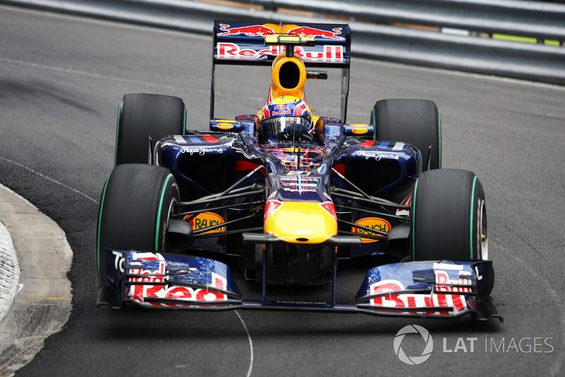 2010: Марк Уэббер, Red Bull-Renault RB6