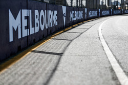 Circuit detail from around the circuit during the team's track walk