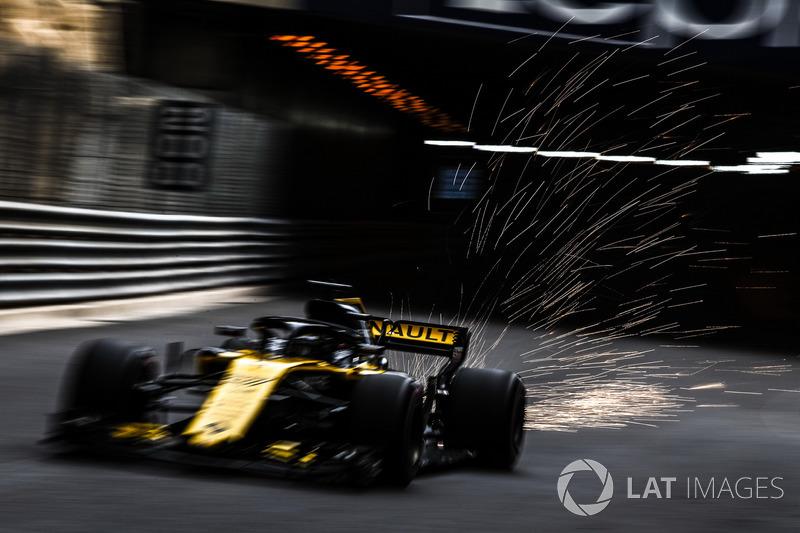 11: Nico Hulkenberg, Renault Sport F1 Team R.S. 18, 1'12.411
