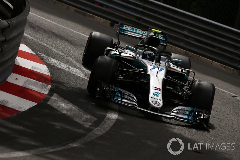 5. Valtteri Bottas, Mercedes AMG F1 W09