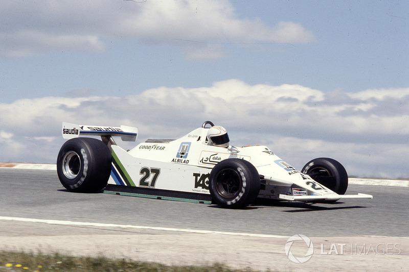 Williams FW07
