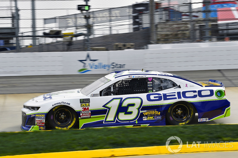 Nascar Cup Martinsville Starting Lineup In Pictures