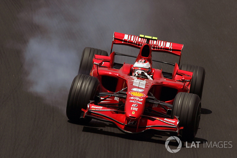 2007: Ferrari F2007 (девять побед, титул в КК)