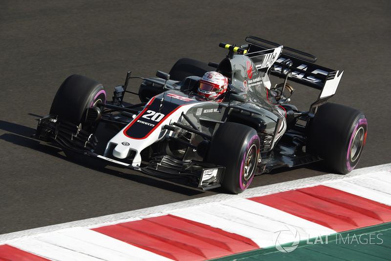 14º Kevin Magnussen, Haas F1 Team VF-17