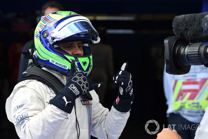 Фелипе Масса в 2014 году завоевал в Шпильберге последний поул в карьере. На данный момент это последняя победа в квалификации для Williams