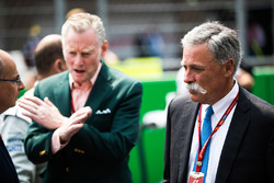 Sean Bratches, Managing Director of Commercial Operations, Formula One Group, Chase Carey, Chairman,