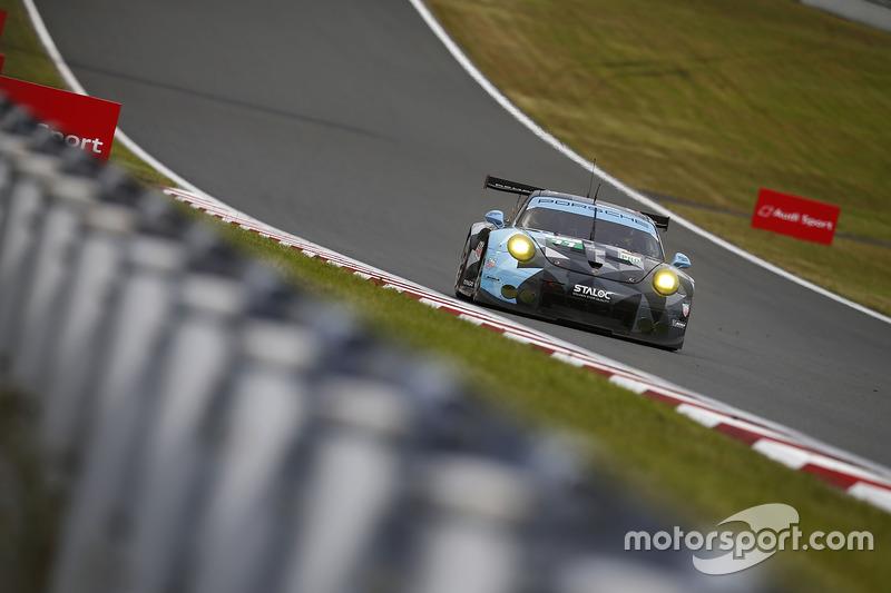 7. LMGTE Pro: #77 Porsche 911 RSR: Richard Lietz, Michael Christensen
