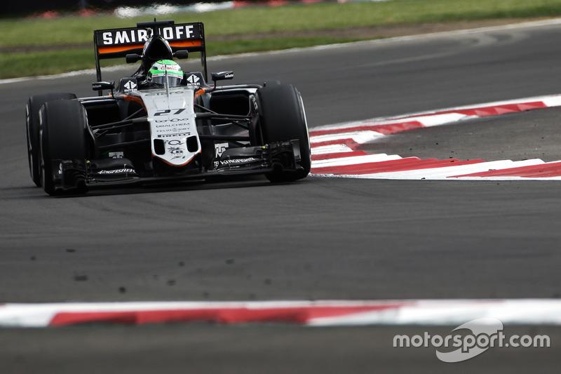 5. Nico Hülkenberg, Sahara Force India F1 VJM09