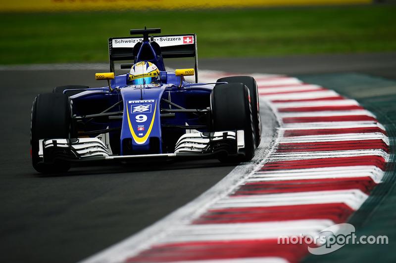 11. Marcus Ericsson, Sauber C35