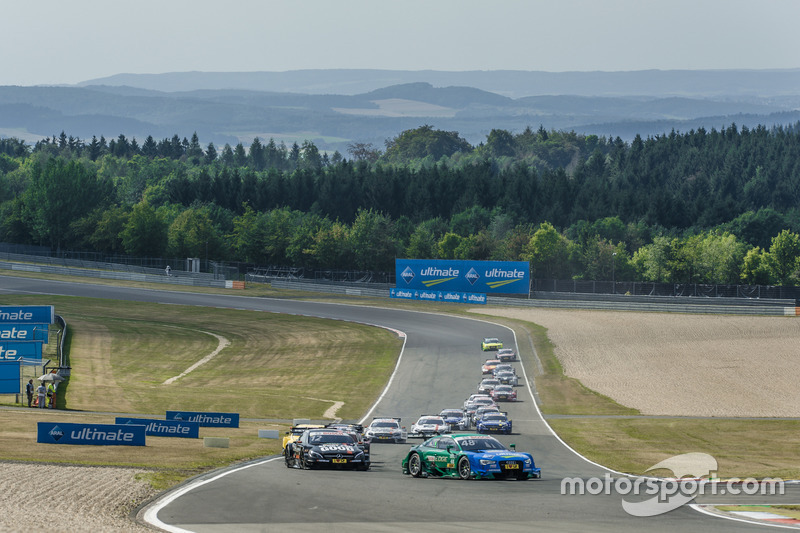 Start, Edoardo Mortara, Audi Sport Team Abt Sportsline, Audi RS 5 DTM