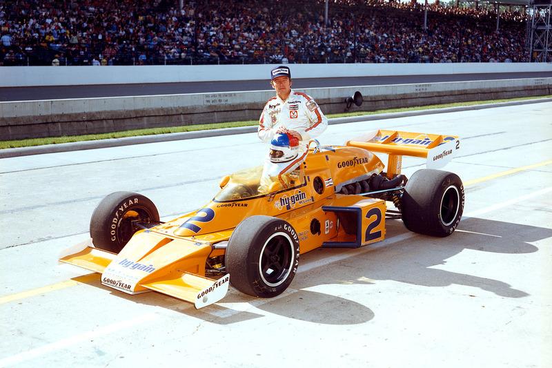 McLaren – единственная команда, выигрывавшая «Тройную корону автоспорта». В Индианаполисе McLaren первенствовала в 1972 году (усилиями Марка Донахью), а также в 1974 и 1976 годах (тогда выигрывал Джонни Рутерфорд)