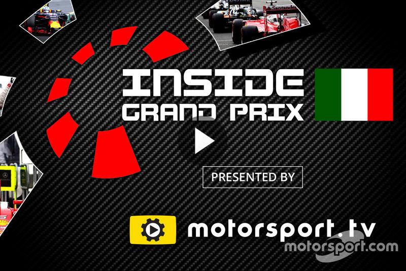 Inside Grand Prix 2016, İtalya