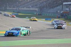 Edoardo Mortara, Audi Sport Team Abt Sportsline, Audi RS 5 DTM leads
